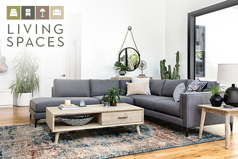 Win A $2,500 Living Spaces Gift Card