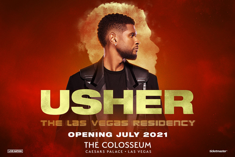 Win Tickets to see Usher in Las Vegas plus Hotel Stay - Z90.3 San Diego